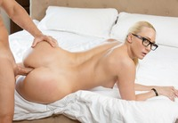 Bootylicious babe AJ Applegate gets her ass stuffed deep #11