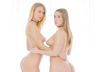 Natalia Starr and Harley Jade taking it in the butt #03