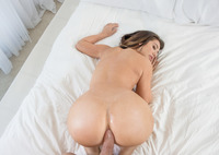 Eva Lovia bending over for a dick in the ass #13