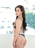 Jennifer White shown getting her asshole invaded #02