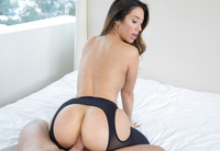 Eva Lovia sure knows how to please a cock #12