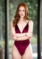 Ella Hughes is a beautiful redhead getting nailed #10